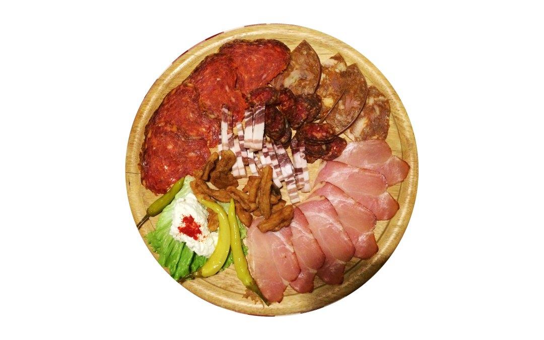 Baranja czyli wschodnia Chorwacja na talerzu