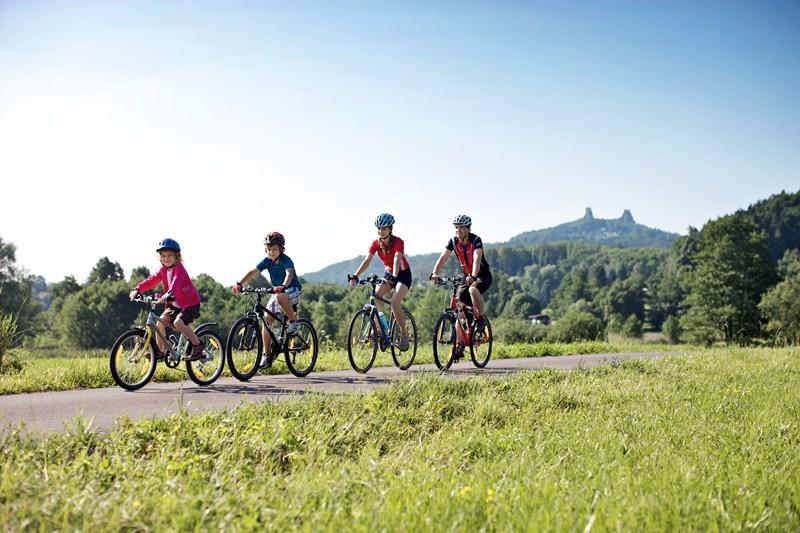 Na rowerze po Czechach