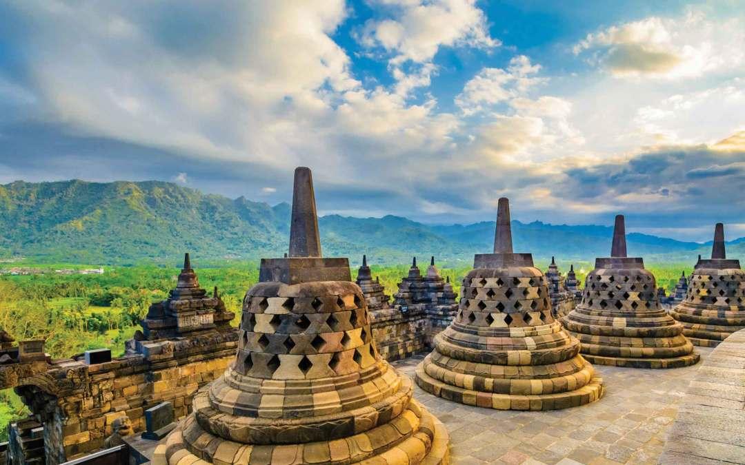 Indonezja –  JAWA, wyspa kontrastów
