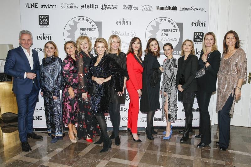 10 Gala Perfect SPA Awards 2018 pełna gwiazd i najlepszych SPA