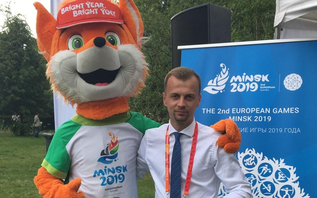 Mamy bardzo bogatą ofertę turystyczną dla widzów II Igrzysk Europejskich Mińsk 2019