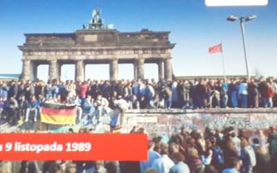 Niemcy świętują 30-lecie upadku Muru Berlińskiego