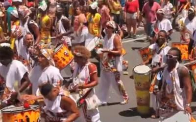 Brazylia roztańczona: Karnawał w Salvador da Bahia