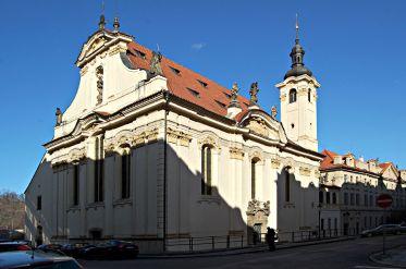 Praga, kościół św. Szymona i Judy. Fot. Archiwum Kudyznudy