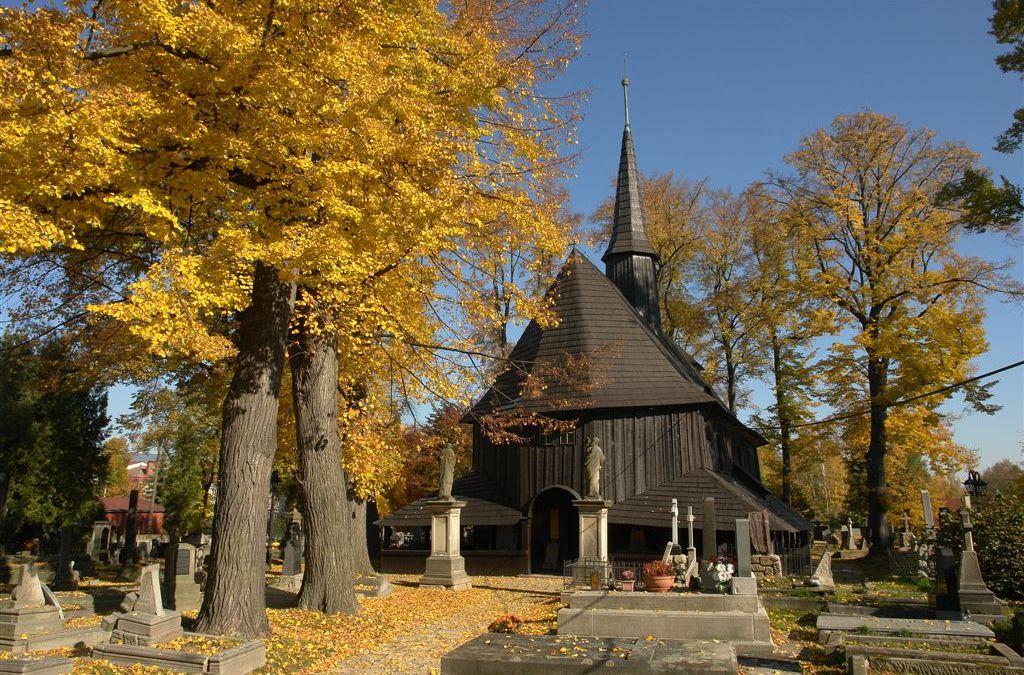 Niezwykłe cmentarze w Czechach