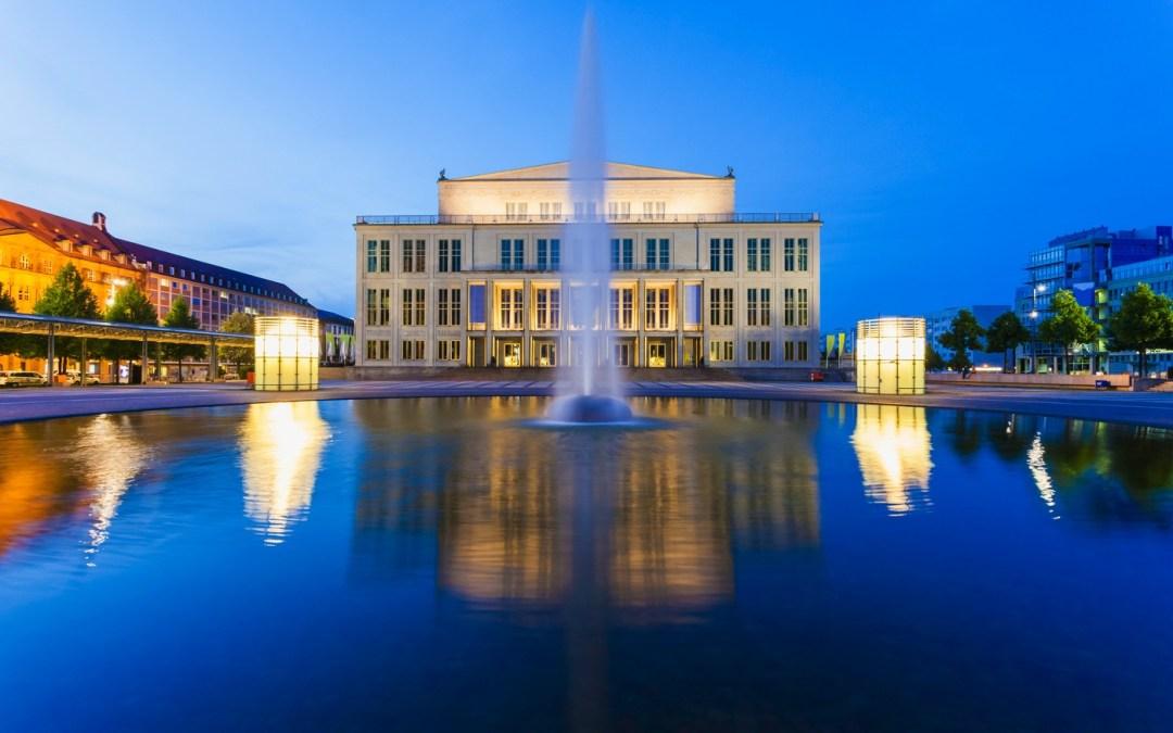 W Lipsku premiera opery online
