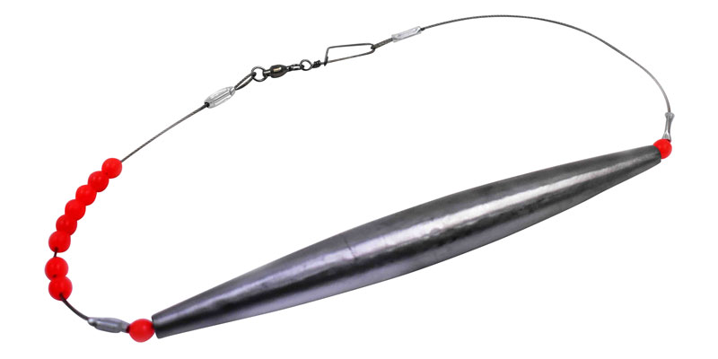 Inline Trolling Weight for Wahoo Fishing