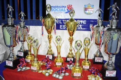 Con éxito culminó segunda versión de los Juegos Comunales que organiza la Gobernación del Magdalena