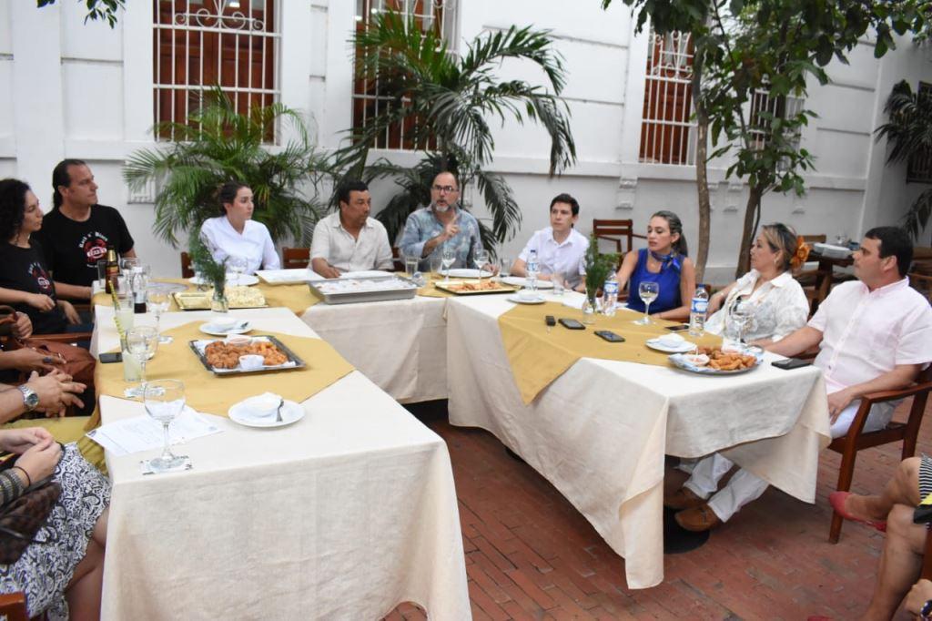 Gobernación del Magdalena felicita a los empresarios samarios ganadores de premios La Barra.