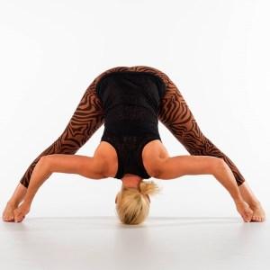 Yoga ist nicht eine zur Schau gestellte Gelenkigkeit.