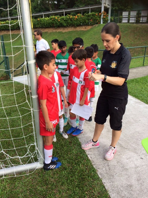 Motor Skill Testing for Football Kids