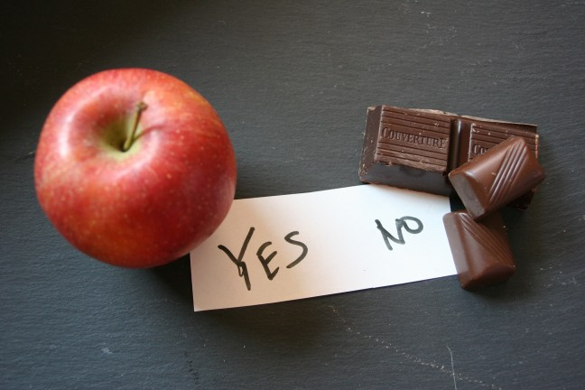 External rules often drive our eating behaviour.