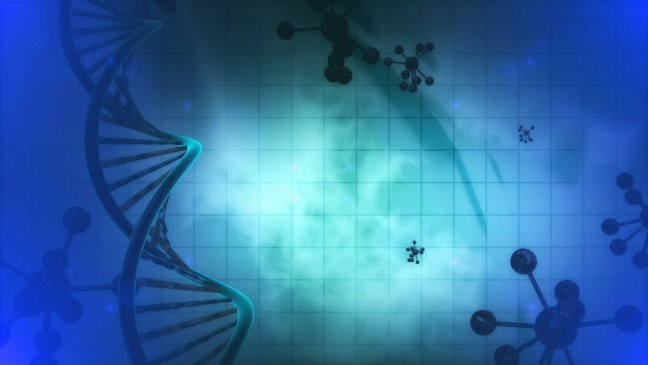 Unsere Gene sind unsere Grundausstattung.
