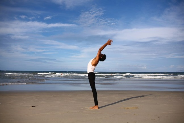 Gesundheit heißt, Energie zu haben und in Balance zu sein!