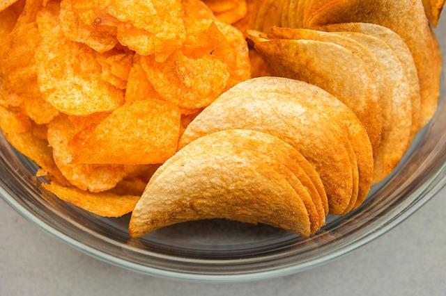 Plötzlich haben wir Appetit auf Chips und keine Ahnung warum.