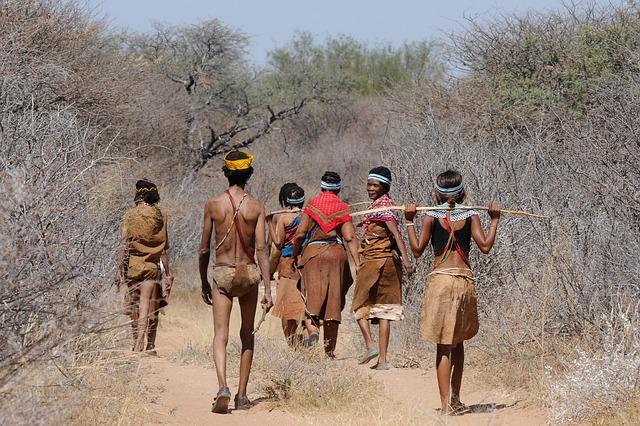 Unsere Vorfahren waren Jäger und Sammler, Stress verursachten damals in der Regel Angriffe durch wilde Tiere.