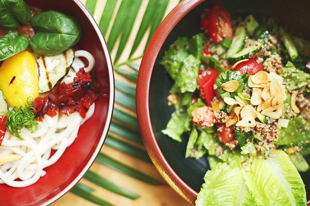 80-90% einer guten Ernährung sind die Frage der Qualität der Zutaten.