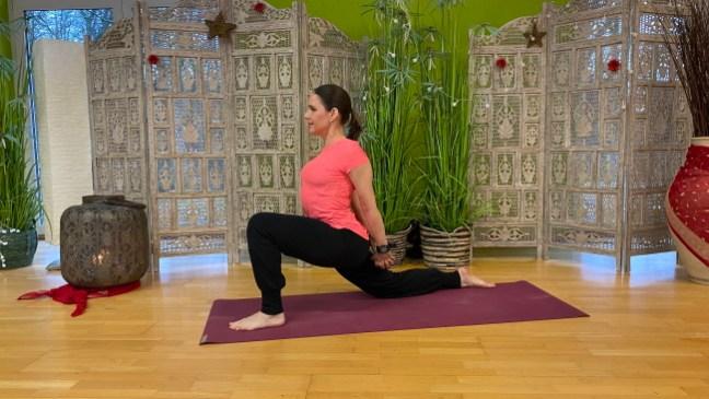 Kurze Trainings- und Yogaeinheiten sollen dich inspirieren, Dir selbst etwas Gutes zu tun.