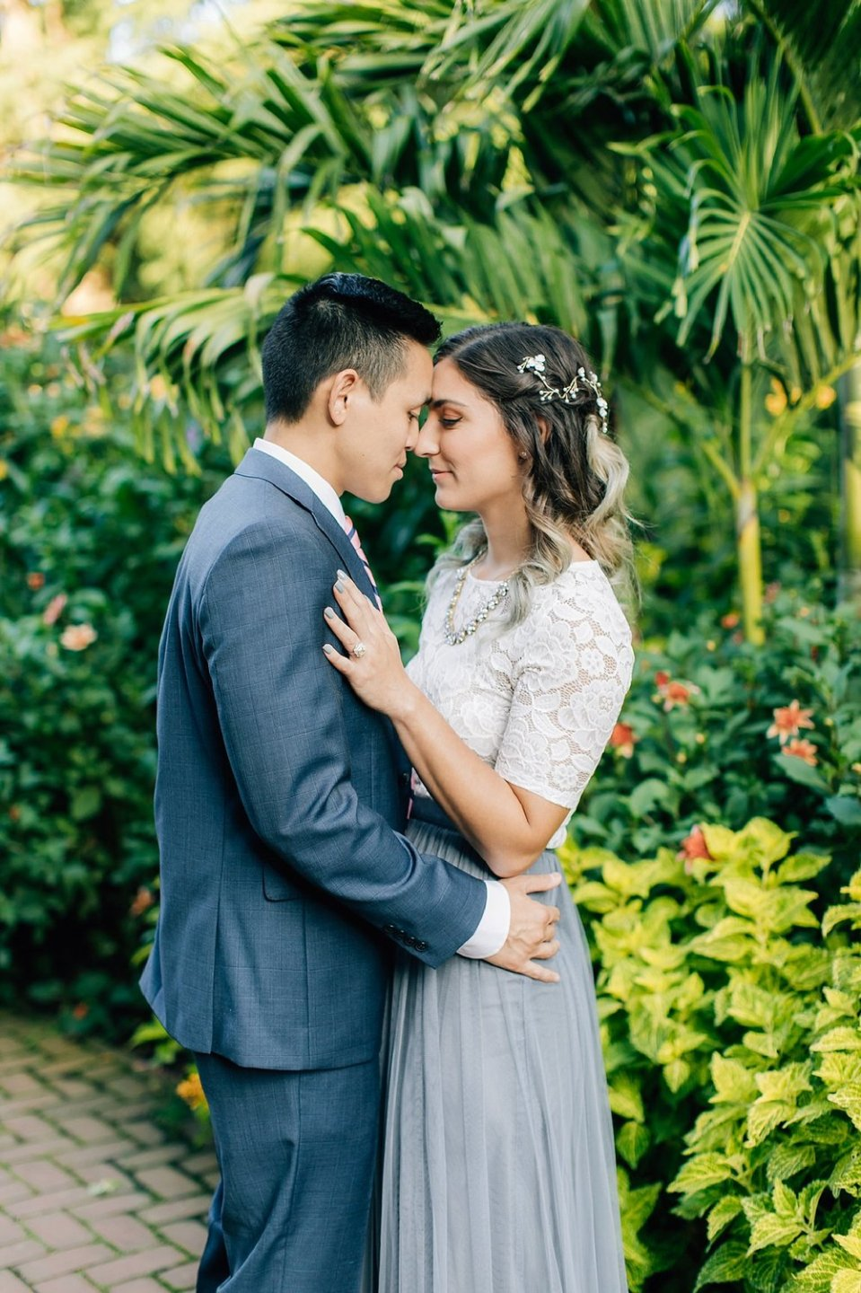 longwood gardens romantic summer engagement photography magdalena studios 0005