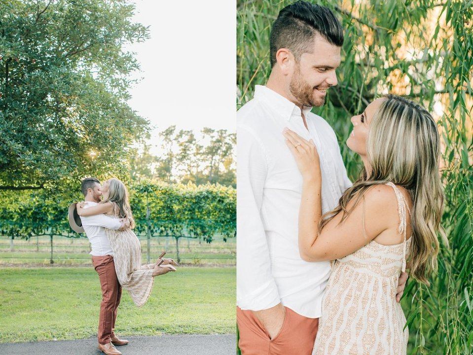 willow creek winery summer sunset engagement photography magdalena studios 0015