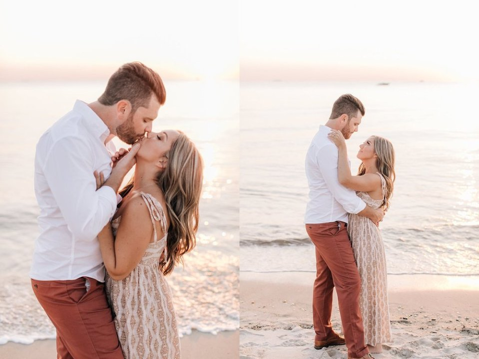 willow creek winery summer sunset engagement photography magdalena studios 0018