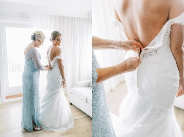 Candid and Sweet Beach Wedding Photography in Sea Isle City, NJ by Magdalena Studios_0009
