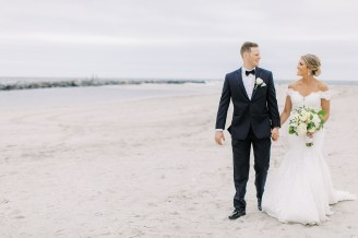 Candid and Sweet Beach Wedding Photography in Sea Isle City NJ by Magdalena Studios 0036