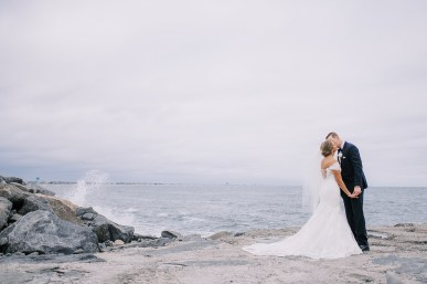 Candid and Sweet Beach Wedding Photography in Sea Isle City, NJ by Magdalena Studios_0044