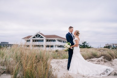 Candid and Sweet Beach Wedding Photography in Sea Isle City, NJ by Magdalena Studios_0046
