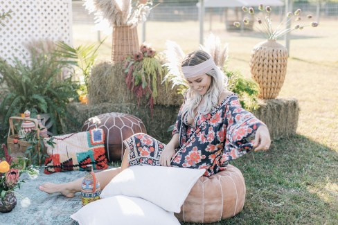 Free Spirited and Boho Fashion Photography for the Bohemian Mama by Magdalena Studios 0004 1
