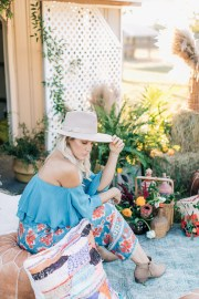 Free-Spirited and Boho Fashion Photography for the Bohemian Mama by Magdalena Studios_0024.