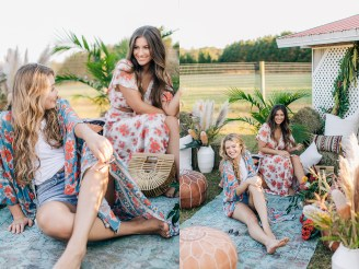 Free-Spirited and Boho Fashion Photography for the Bohemian Mama by Magdalena Studios_0030