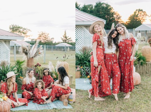 Free Spirited and Boho Fashion Photography for the Bohemian Mama by Magdalena Studios 0044