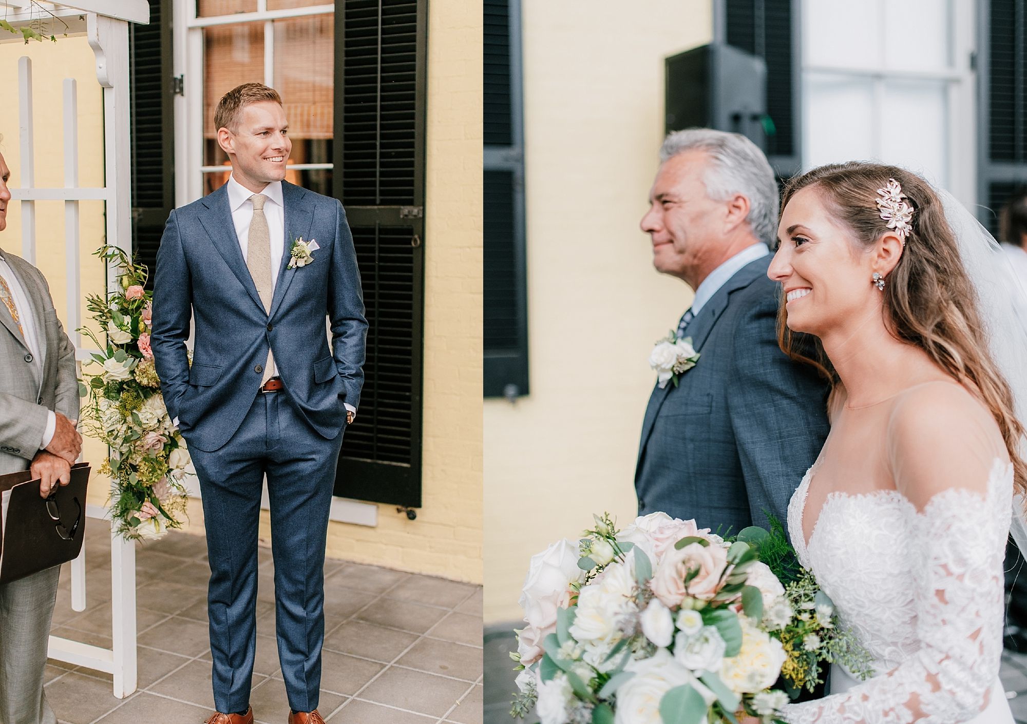 Intimate and Joyful Wedding Photography in Cape May NJ by Magdalena Studios 0033 4