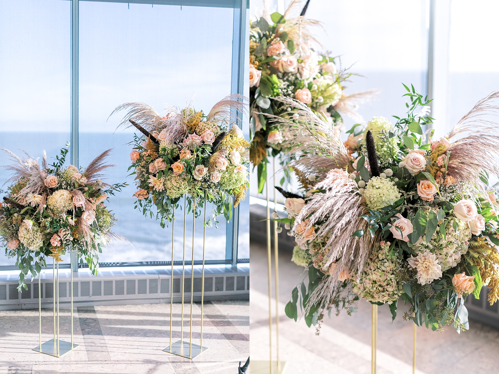 Stylish and Free Spirited Wedding Photography at One Atlantic in Atlantic City NJ by Magdalena Studios 0030 1