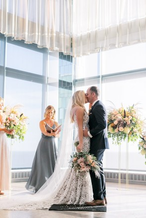 Stylish and Free-Spirited Wedding Photography at One Atlantic in Atlantic City, NJ by Magdalena Studios_0035