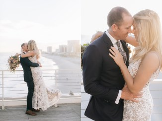 Stylish and Free-Spirited Wedding Photography at One Atlantic in Atlantic City, NJ by Magdalena Studios_0068