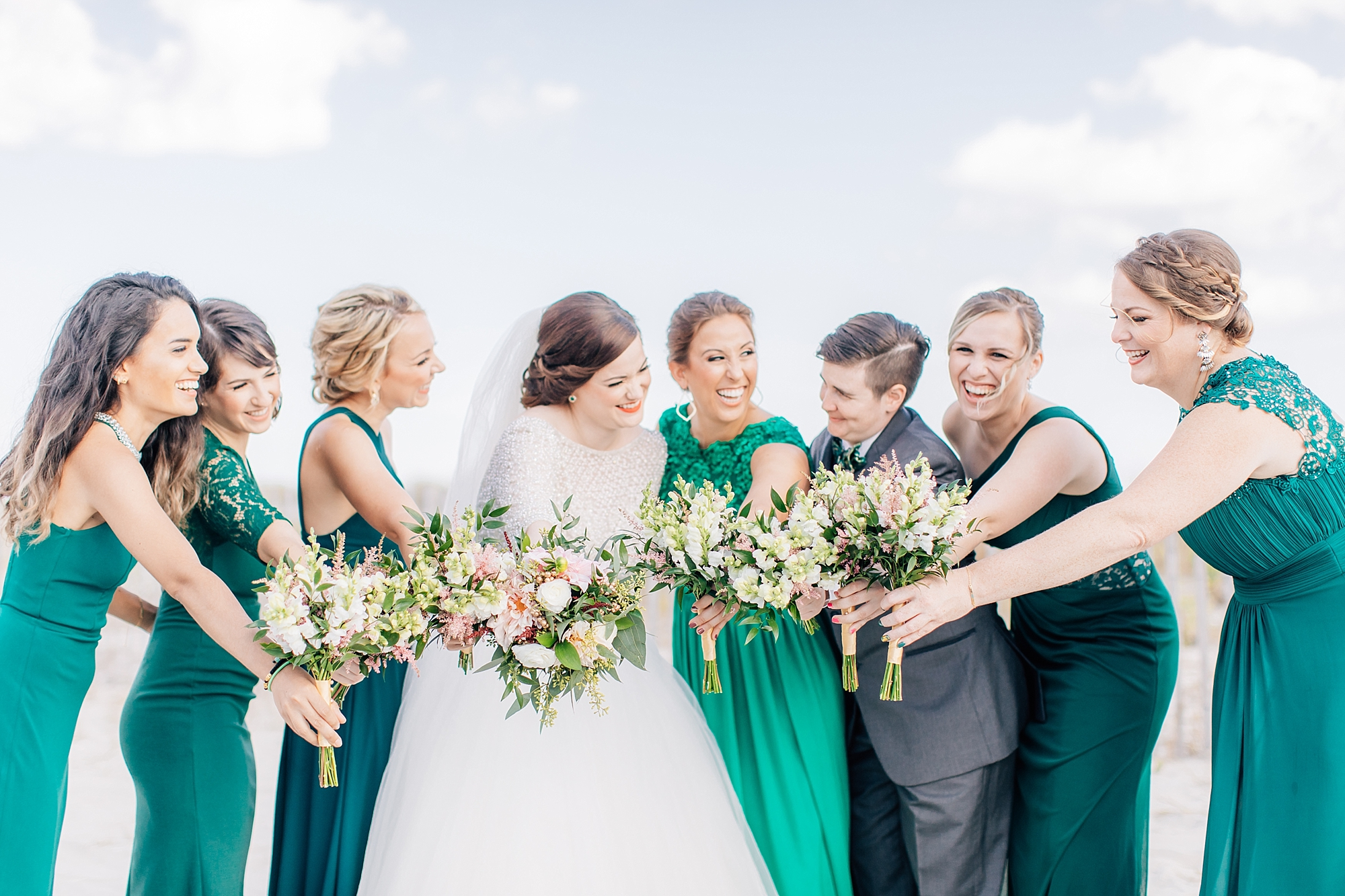 Authentic and Fun Wedding Photography in Ocean City NJ by Magdalena Studios Associate Team 0027