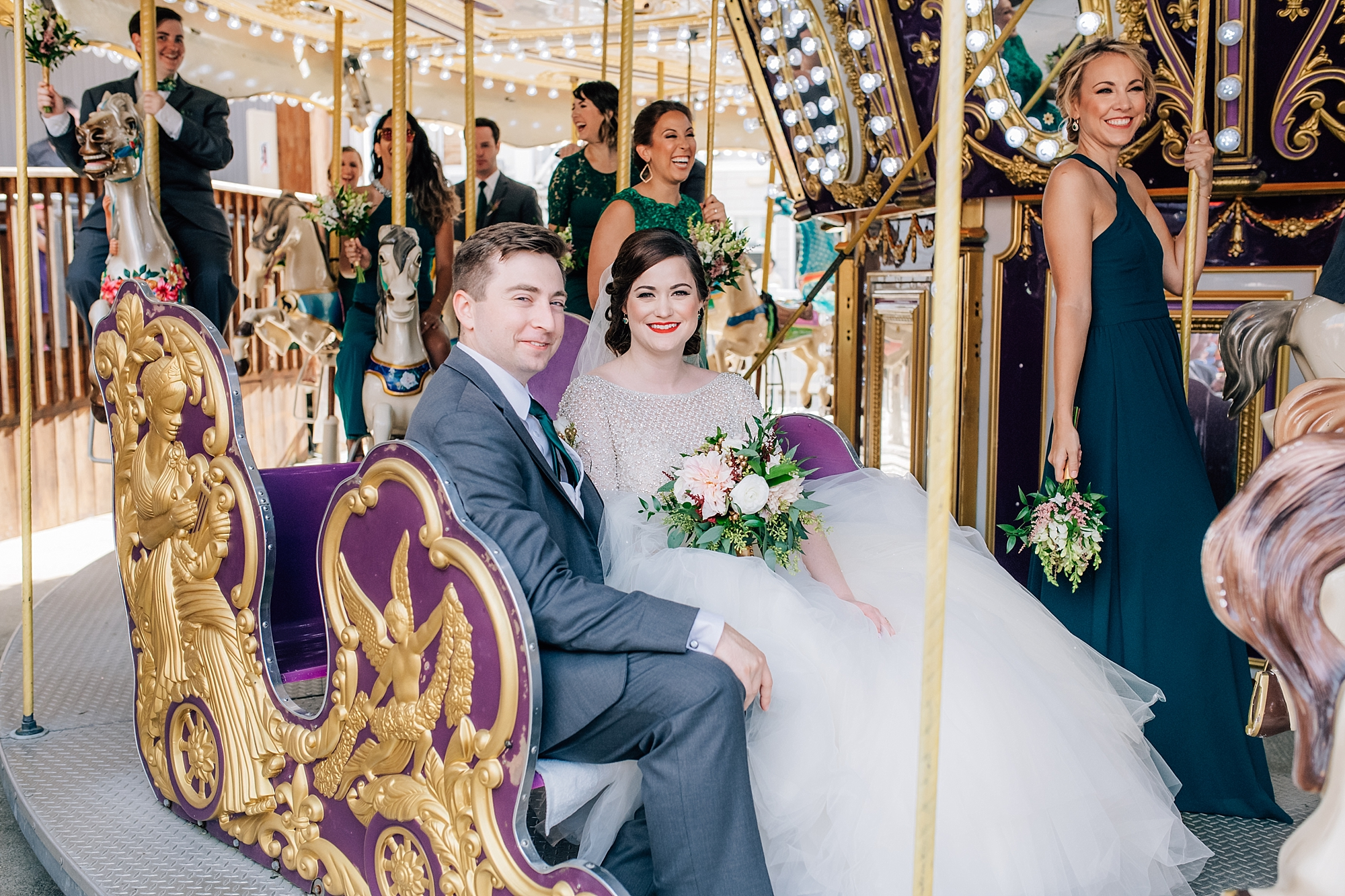 Authentic and Fun Wedding Photography in Ocean City NJ by Magdalena Studios Associate Team 0031