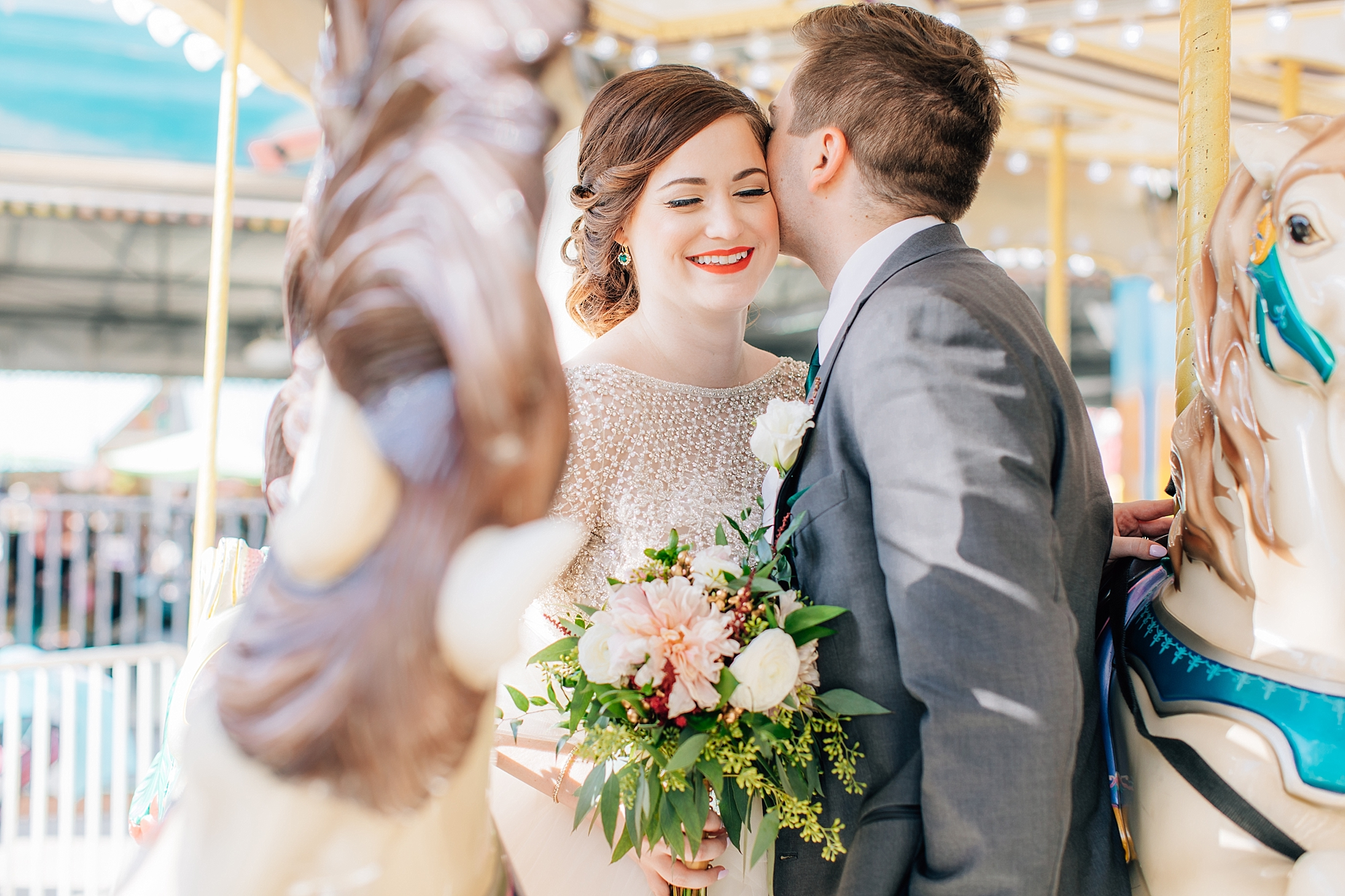 Authentic and Fun Wedding Photography in Ocean City NJ by Magdalena Studios Associate Team 0033