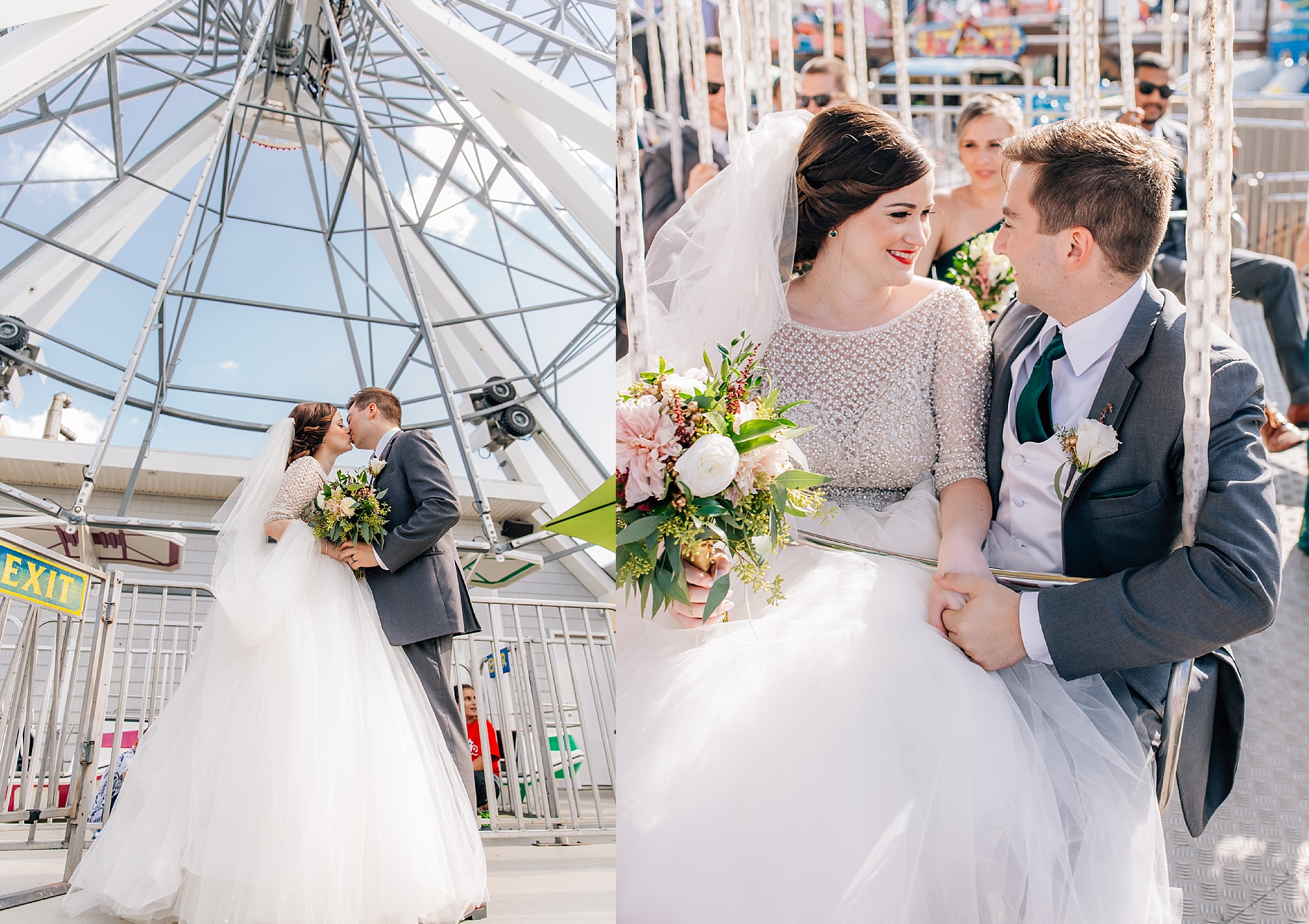 Authentic and Fun Wedding Photography in Ocean City NJ by Magdalena Studios Associate Team 0035