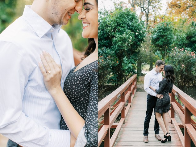 Cozy and Romantic Autumn Engagement Photography by Magdalena Studios_0004