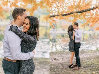 Cozy and Romantic Autumn Engagement Photography by Magdalena Studios 0008