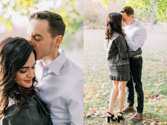 Cozy and Romantic Autumn Engagement Photography by Magdalena Studios 0012