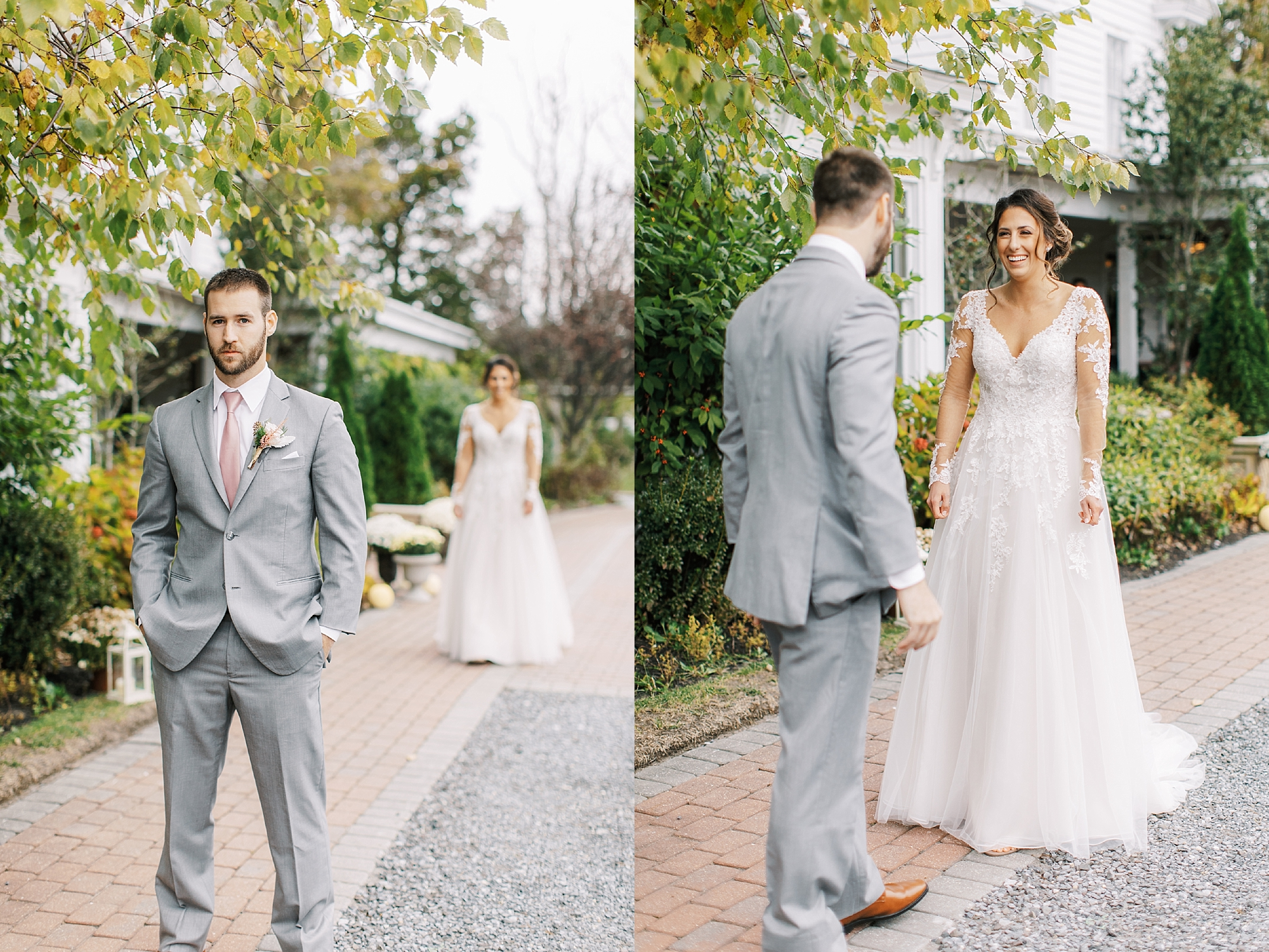 Sweet Garden Wedding Photography Abbie Holmes Estate in Cape May NJ by Magdalena Studios 0022