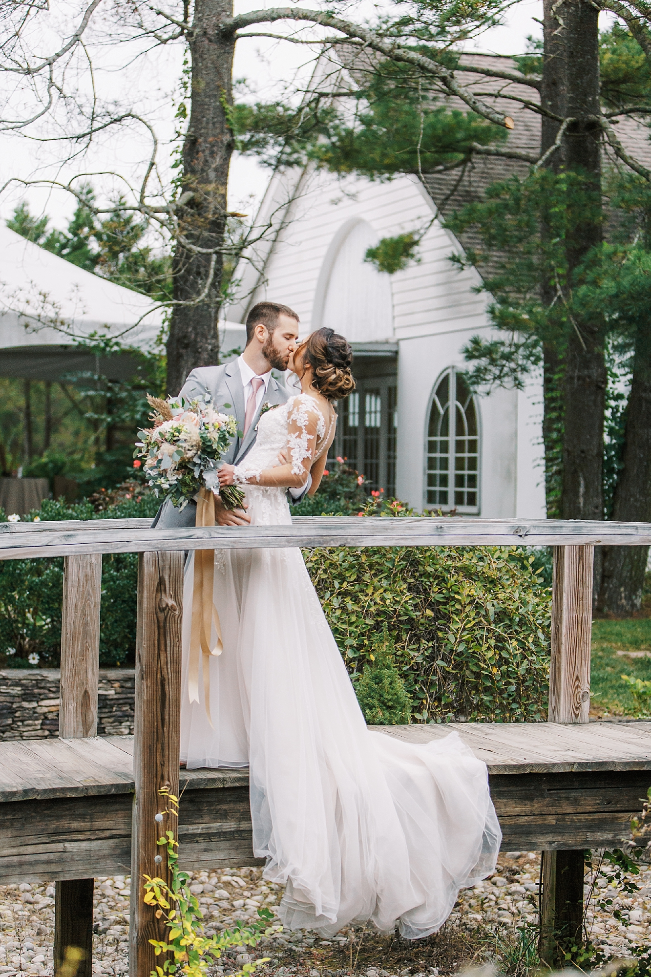 Sweet Garden Wedding Photography Abbie Holmes Estate in Cape May NJ by Magdalena Studios 0055