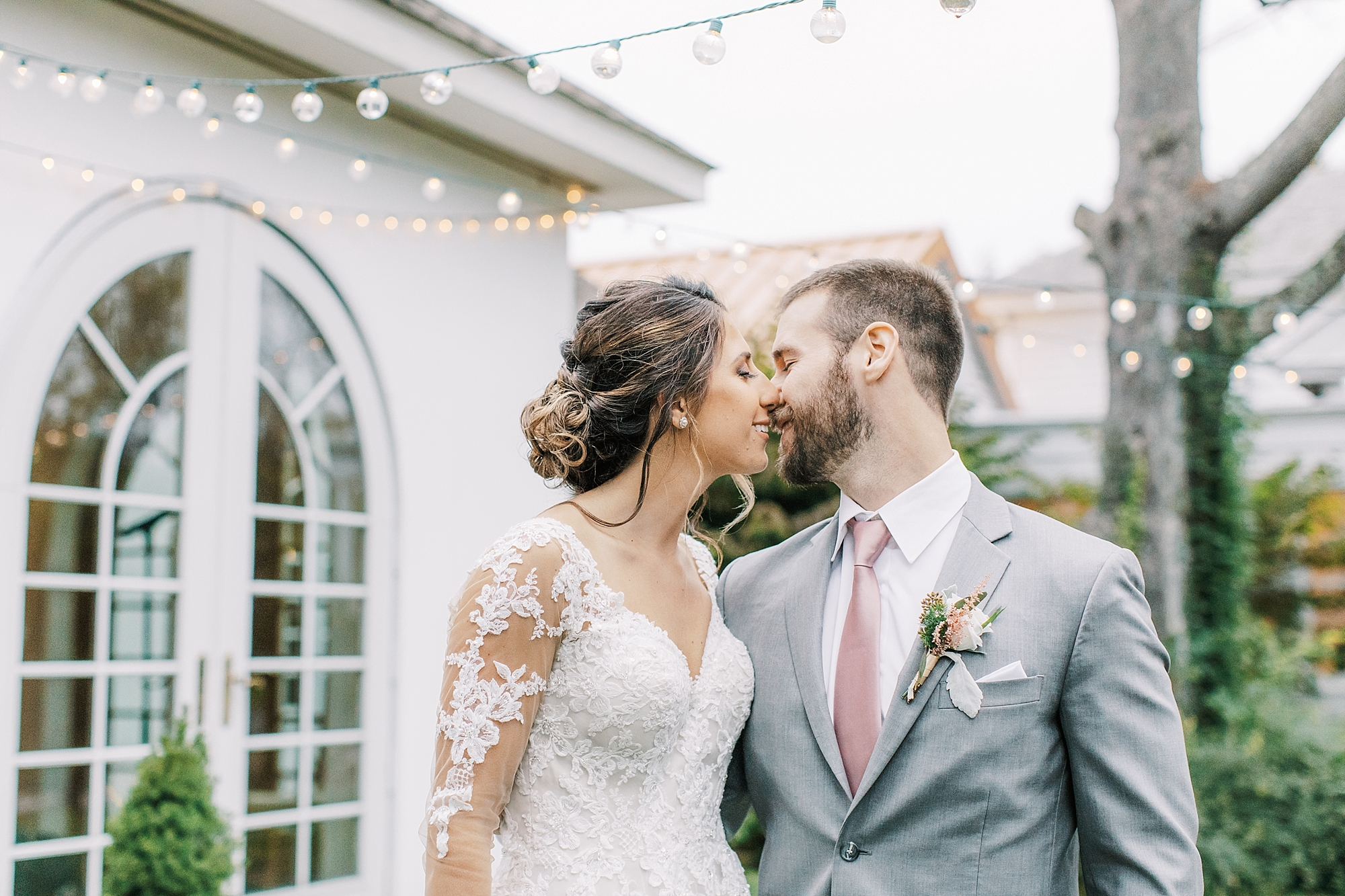 Sweet Garden Wedding Photography Abbie Holmes Estate in Cape May NJ by Magdalena Studios 0056