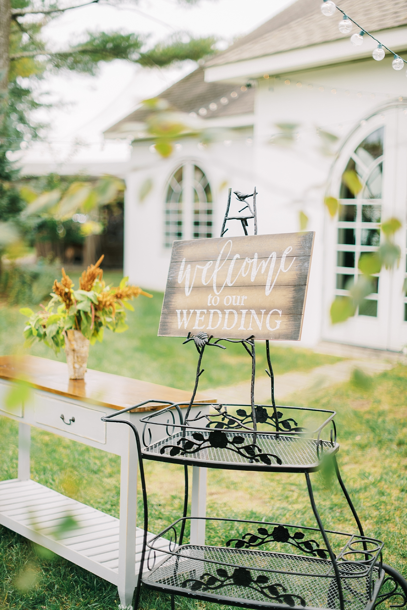 Sweet Garden Wedding Photography Abbie Holmes Estate in Cape May NJ by Magdalena Studios 0059
