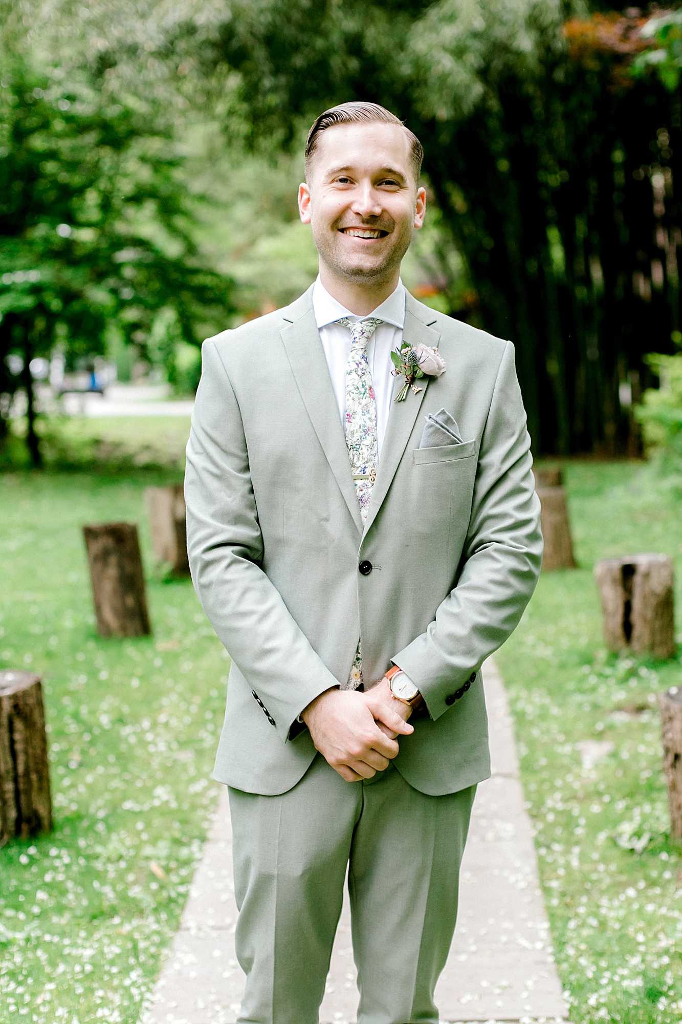 Intimate and Sweet Estate Wedding Photography by Magdalena Studios 0014
