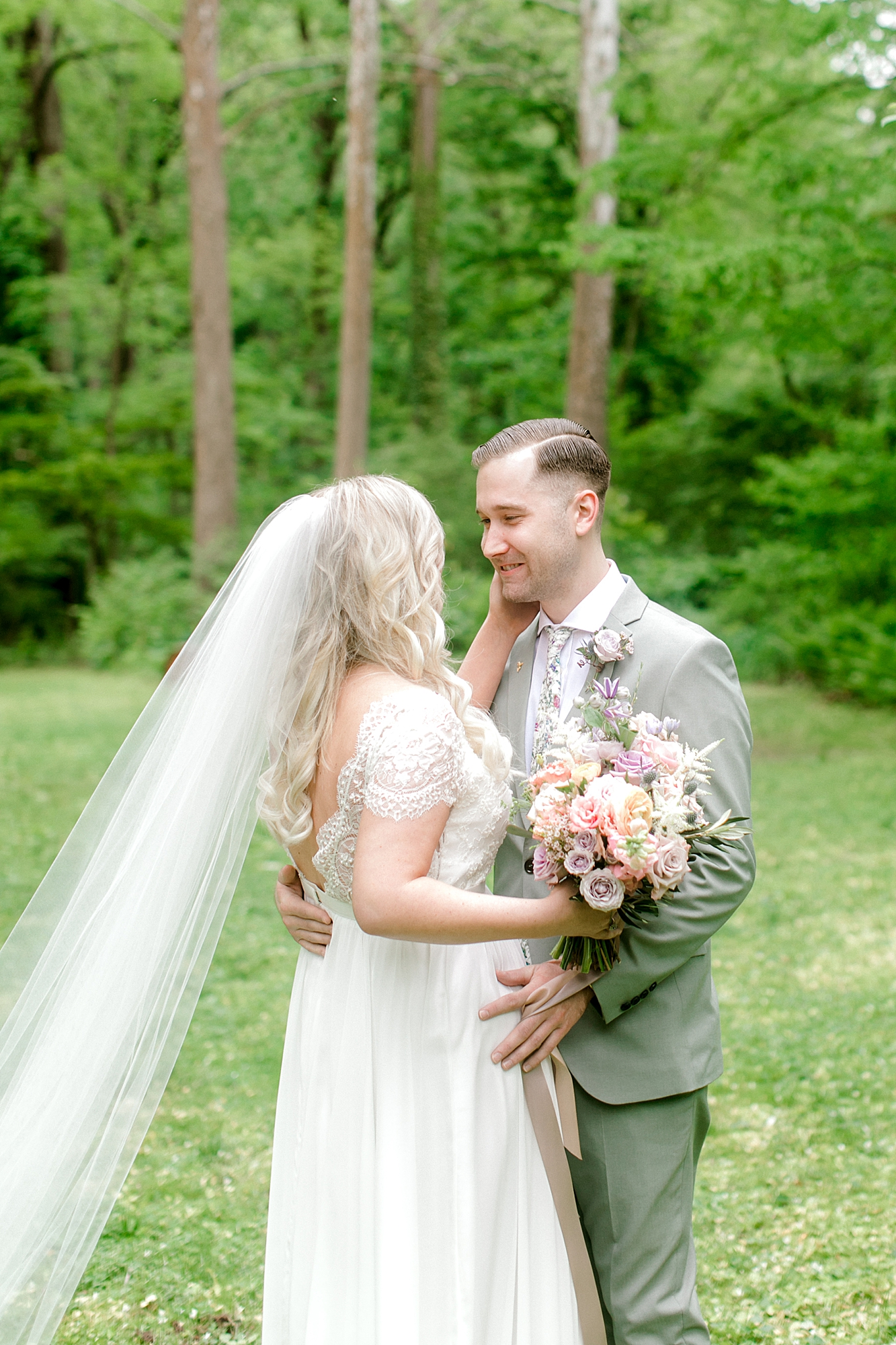 Intimate and Sweet Estate Wedding Photography by Magdalena Studios 0017